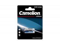 Батарейка Camelion CR123A-BP1R 10/200