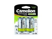 Аккумулятор Camelion D-4500mAh-BP2 NC 12/120
