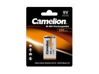 Аккумулятор Camelion 9V-250mAh-BP1 NH 12/240